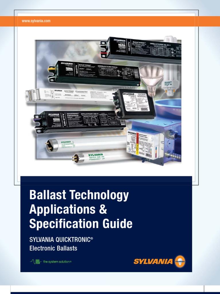 OS-BallastTechnology | Lighting | Fluorescent Lamp on