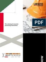 Brochure Coloring-Of-concrete Know-How en 2008 02