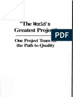 World's Greatest Projects