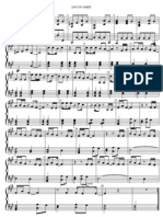 Florent Pagny - Savoir Aimer (Piano)