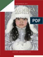 Shaumbra Monthly December 2011