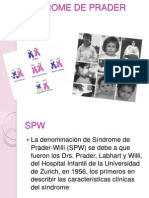 Sindrome de Prader Willi