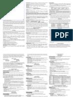 Botanica Sistematica - Resumen Imp