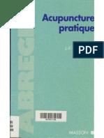 Acupuncture Pratique. Borsarello