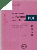 Art Et Pratique de l'Acupuncture Et de La Moxibustion 3