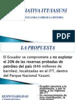 ITT - La Paz Alberto Acosta