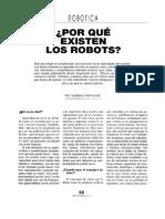 Por Que Existen Los Robots