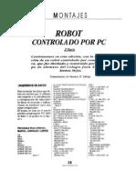 Robot C por PC 2