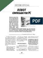 Robot Control Ado Por PC