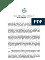 Sejarah Pelabuhan Perikanan Pps Belawan