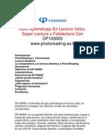 CONOCER DP100000