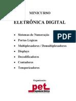 38109026 Mini Curso Eletronica Digital UDESC