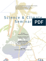 PosterScience&Climate