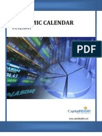 Economic Calendar 19-12-11
