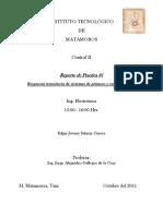 Control II - Practica 1 (Unidad I)