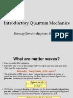 6 Introduction to Quantum Mechanics
