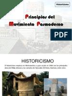 Los Principios Del Movimiento Posmoderno