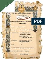 Informe Final Degobernanzas