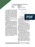 VOL2I4P4 - Simulation Of Soft Switching Based Resonant