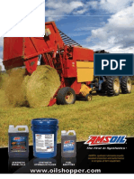 AMSOIL products for use on the farm