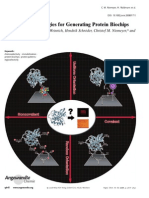 Pascal Jonkheijm, Dirk Weinrich, Hendrik Schroder, Christof M. Niemeyer and Herbert Waldmann- Chemical Strategies for Generating Protein Biochips