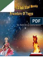 Procedure of Yagna