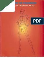 Dibujo de Figurines para el Diseño de moda - Elisabetta Drudi