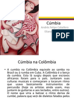 Cúmbia