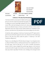 Book Review Secret