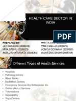 Healthcare Industry - Place