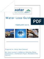 100503 Waterloss Guidelines