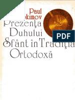 (paul evdokimov) prezenta duhului sfant in traditia ortodoxa
