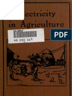 Electricity in Agriculture Allen