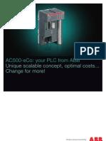 Abb Ac500 Eco Plc