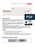 PF HDD Password e