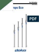 Floor Props Eco