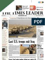 Times Leader 12-19-2011