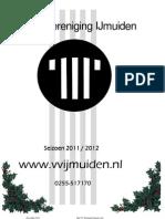 vv IJmuiden Spil december 2011