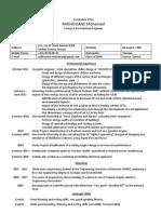 Curriculum Vitae - En_Novembre 2011