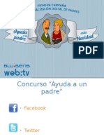 """Concurso """"Ayuda a un padre"""""""
