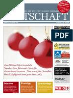 Die Wirtschaft 16. Dezember 2011