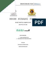 Portfolio Mrsm Kubang Pasu(Wro Creative)