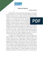 Report a Jul - C4 - Subiectele Reportajului