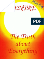 CENTRE The Truth about Everything PREVIEW