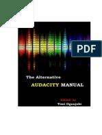 The Alternative Audacity Manual