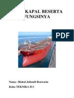 Macam Dan Jenis Kapal Kapal Serta Fungsi Yg Ada Di Dunia Pelayaran