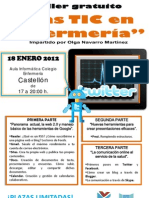 Próximo Taller TIC Castellón.