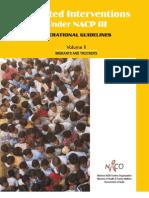 NACO-TI Migrants Operational Guidelines