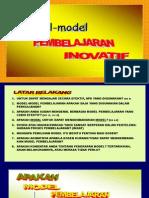 Model-model Pembelajaran 2007