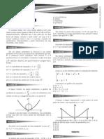 Matematica 3 Exercicios Gabarito 09